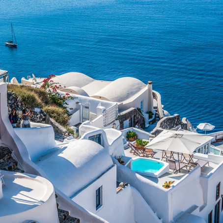 8Top Greek Island Vacation Destinations