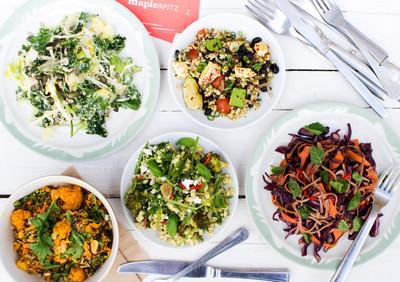Maple & Co. __Colourful, tasty salads ga