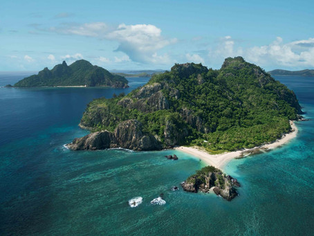 Sexiest Honeymoon Resorts in Fiji