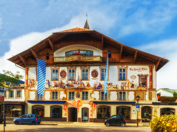 The Passion Play of Oberammergau, Germany RESCHEDULED FOR 2022