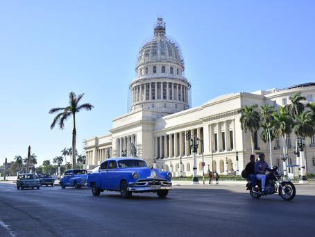 Destination:  Yes, Cuba is still open to travel!