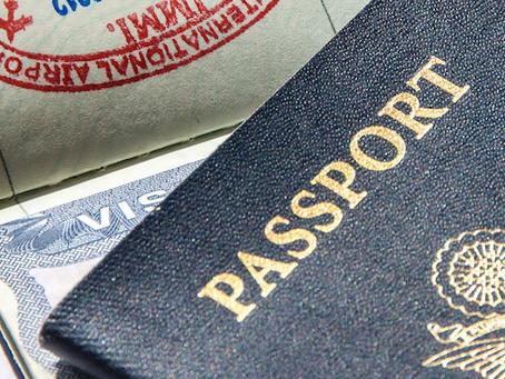 WHAT'S YOUR PASSPORT IQ?