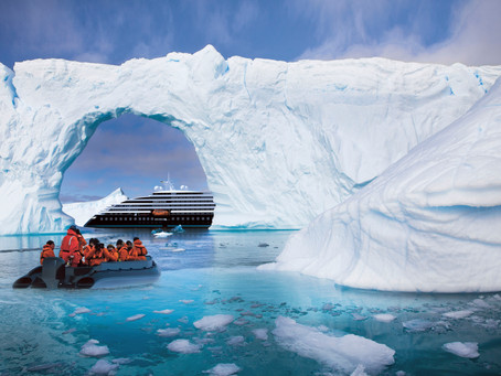 Ask the Expert: Antarctica