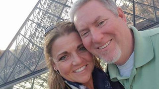 Chris & Tiffany in Paris