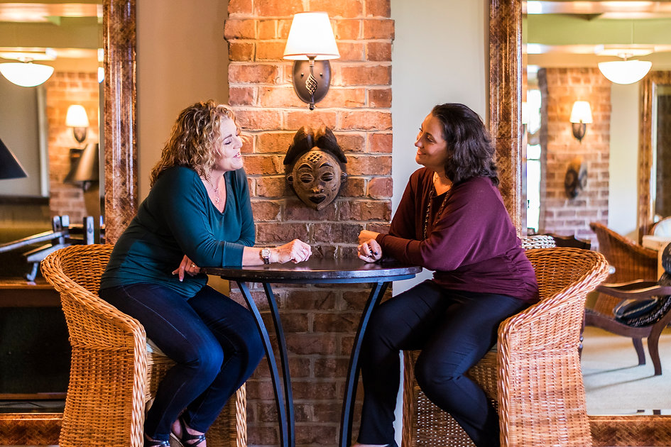 Mandy and Tiffany discuss their next African Adventure
