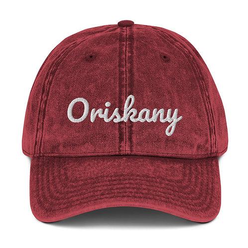 Pre-Faded Oriskany Cap