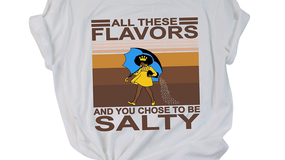 Why choose Salty