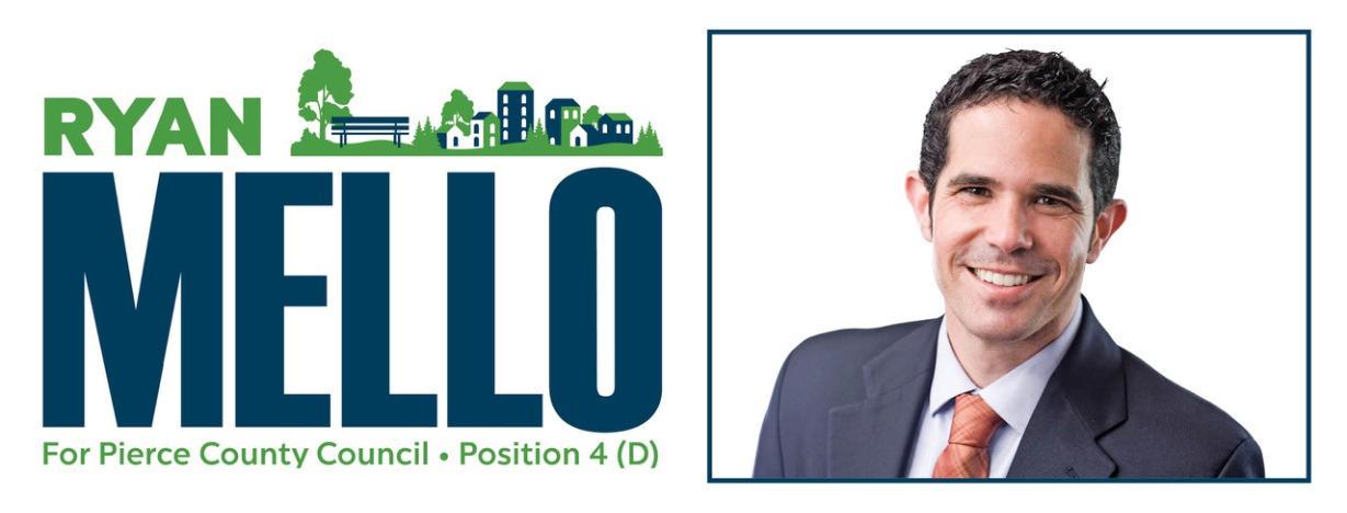 Ryan Mello for Pierce County Council Position #4