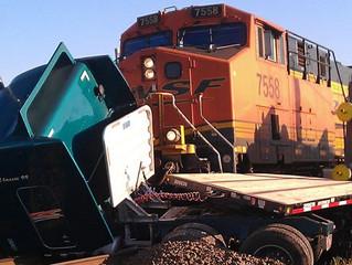Chauffeurs professionnels et sécurité ferroviaire !