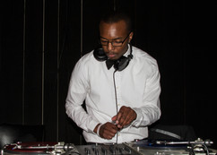 DJX2050 at the Black Party