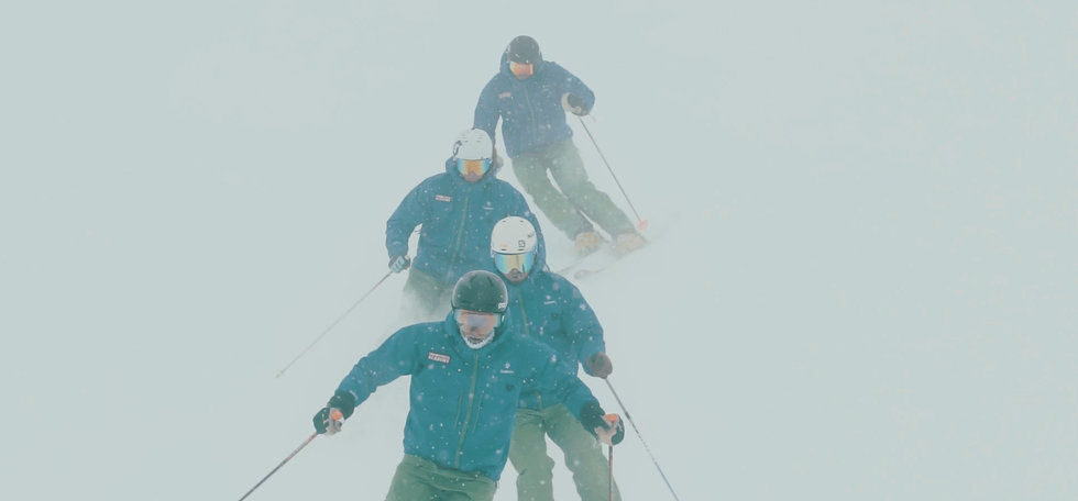 Become Ski Instructor, Austrian qualification