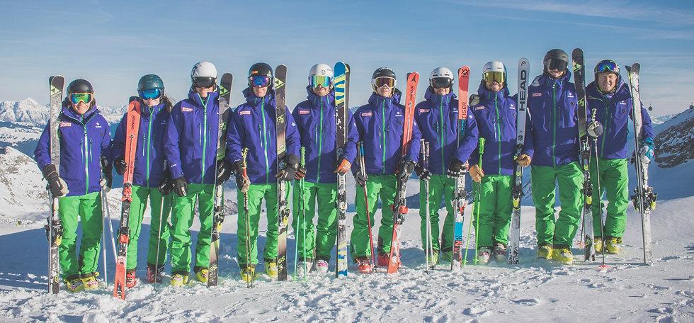 Team der Snowsports Academy