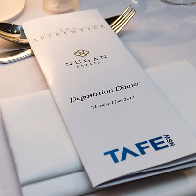 Degustation Dinner