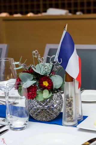 French Dinner - Apprentice Restaurant