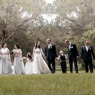 V & F Wedding