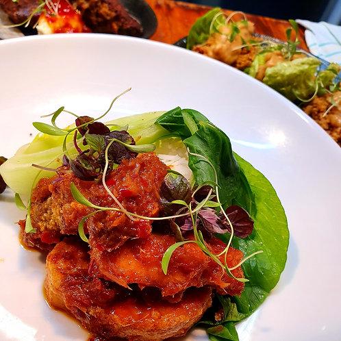 Thursday Dinner - Hapuka Curry