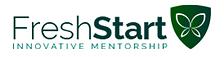 Fresh Start Mentorship Logo with White B