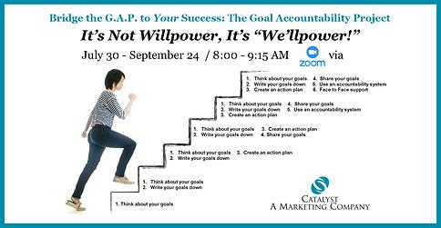 GAP North - Goal Accountabiity Project.p