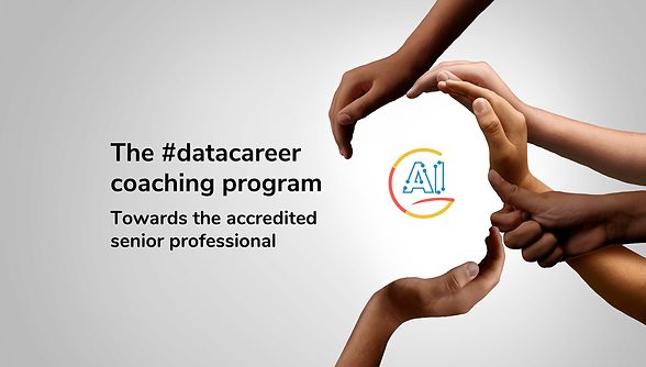 The data career coaching programm - Even