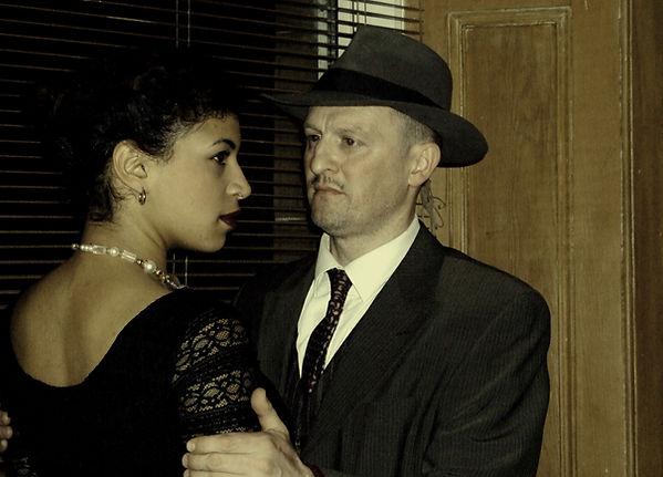 Nima Séne and Karl J. Claridge