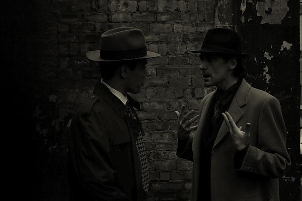 Tim Harley and Joseph A. McKenna