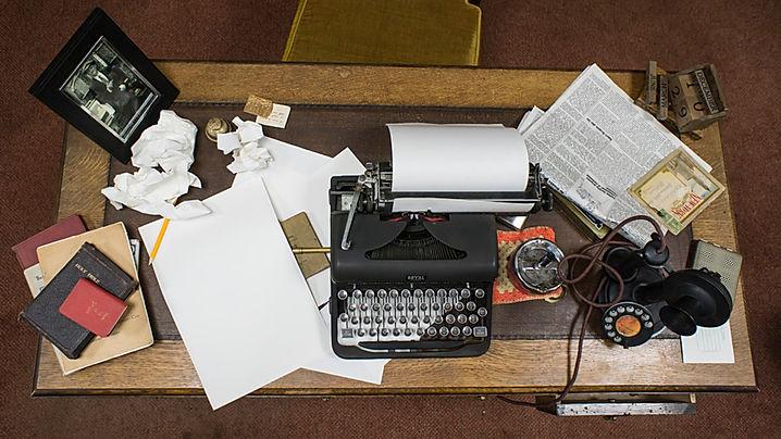 Nicely's desk