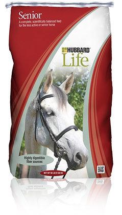 Hubbard Life Senior Horse Pellet (Pallet of 40 bags only)