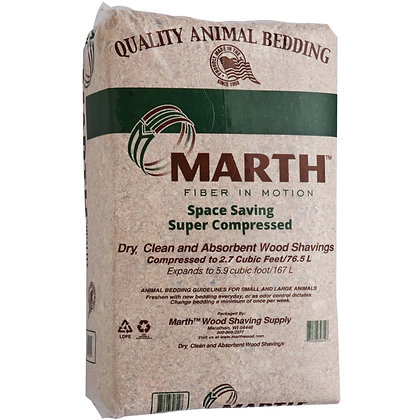Marth Shavings
