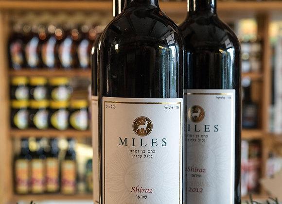 שיראז - Miles