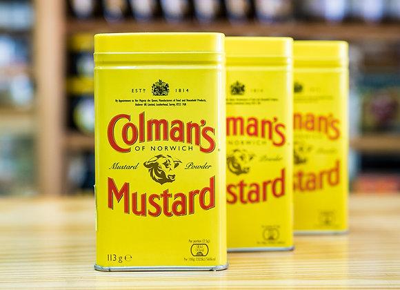 אבקת חרדל - Coleman's