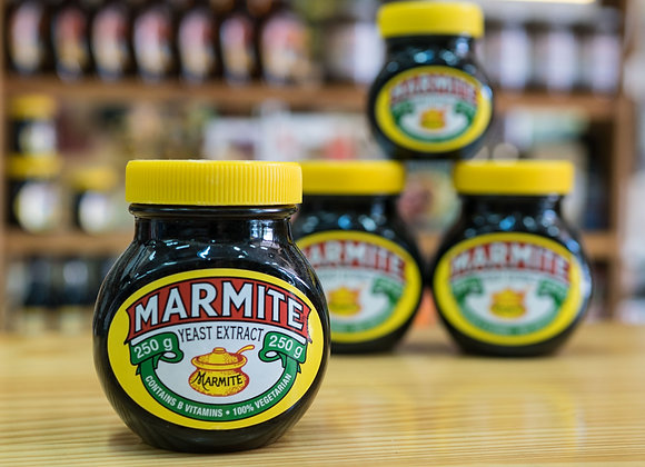 ממרח תמצית שמרים - Marmite