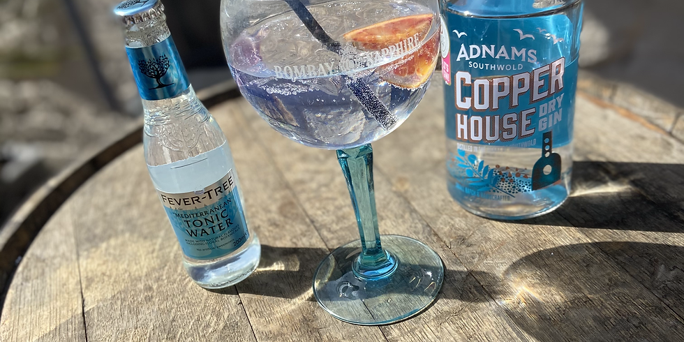 The Bank Holiday Gin Festival
