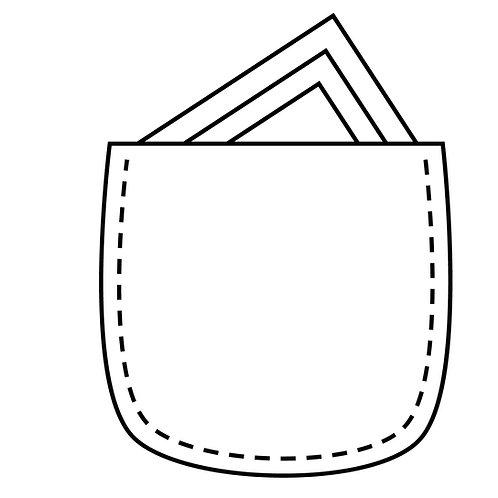 Mouchoirs de poche