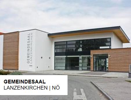 Gemeindesall Lanzenkirchen