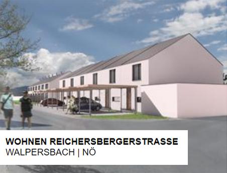 Wohnen Reichersbergstrasse