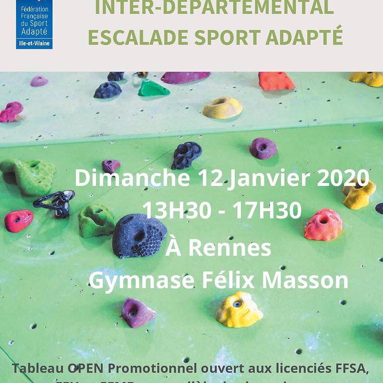 Championnat inter-départemental Sport Adapté
