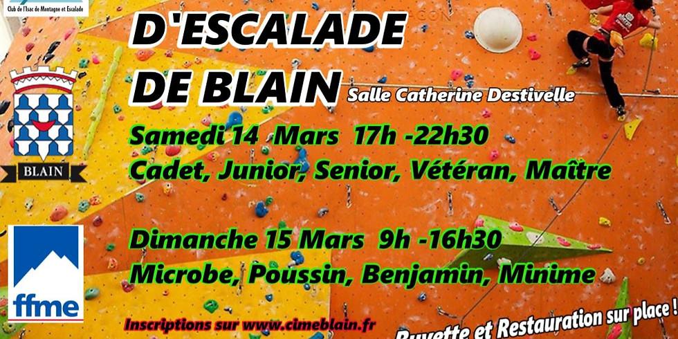 Coupe de Loire Atlantique Blain CJSVM