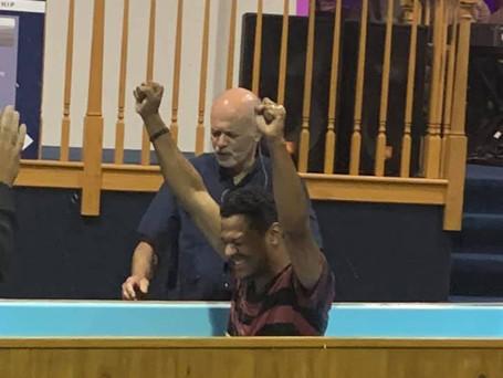 9/29/19 Baptism