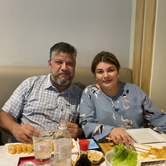 Oct. 2019 Pastor Oscar & Leonor Yoro