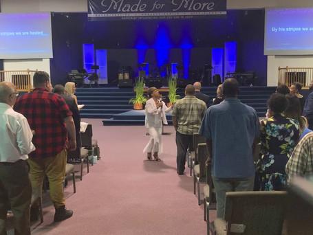 9/15/19 Special Guest Evangelist Jacqui Smith