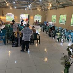 Summer 2019 Castanos Church New Floor