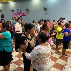 Oct. 2019 Guaymetas Church Honduras
