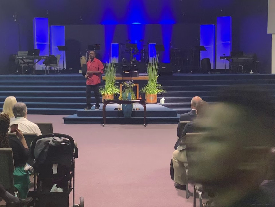 9/1/19 Sunday Service - Pastor Andrew Lewis