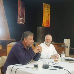 Oct. 2019 Yoro teaching w/Pastor Sam and Pastor Oscar