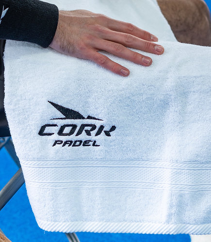 Cork Padel Towels