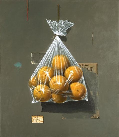 """REALES, CARLOS """"Bolsa de naranjas"""""""