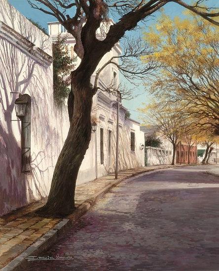 "GARCÍA BRAVO ""Calle de San Isidro"""