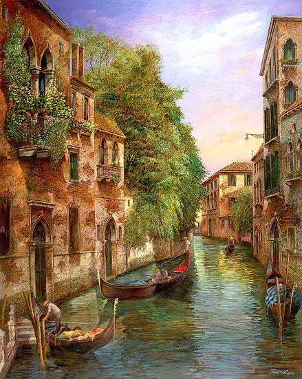"""TREGUER, ZAMI """"Venecia"""""""