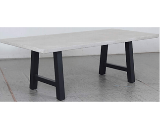 Switch Dining Setting with trestle Leg 3