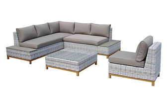 Brighton Mark 2 (GCV18001V-4C) Outdoor Sofa Set online qld aus